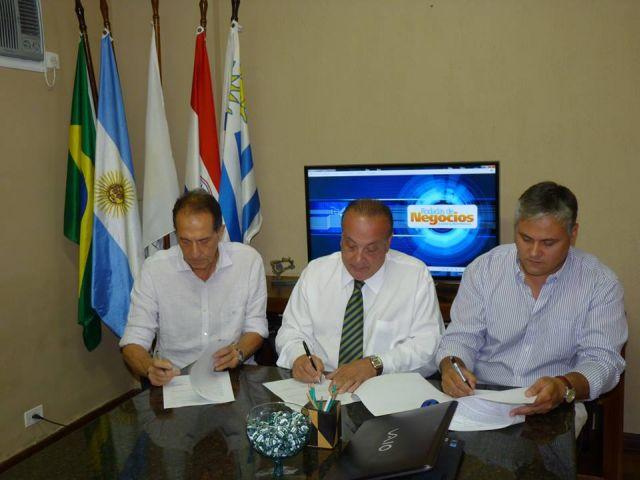 RuedasdeNegocios.com firmó importante acuerdo con Brasil